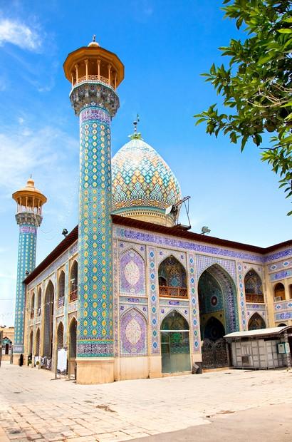 Seyed Alaedin Hossein Shrine, Shiraz
