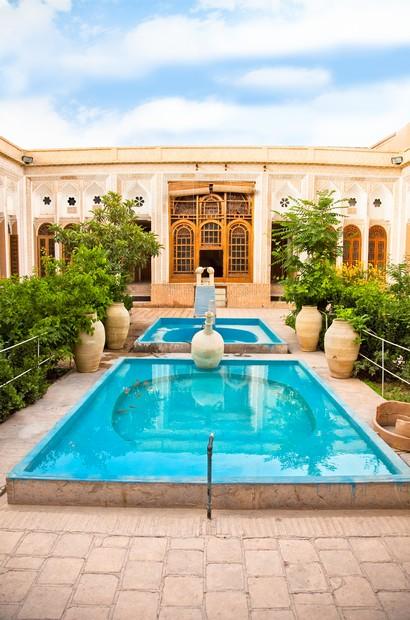 Water museum, Yazd, Iran