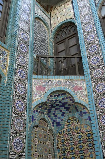 Takieh Moaven-ol Molk - Medresse, Iran