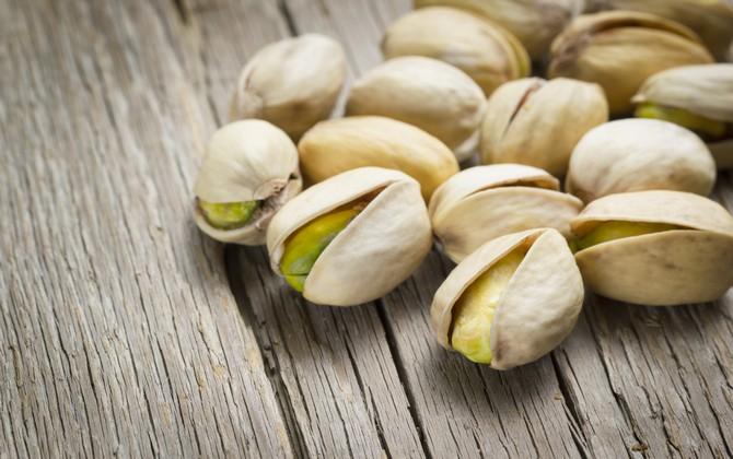 Fameuses pistaches d'Iran