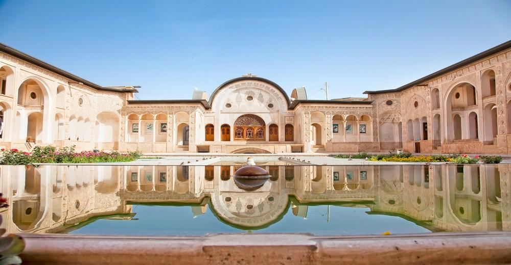 Maison historique Khan-e Tabatabei