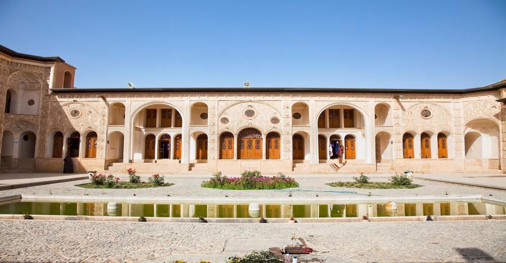 Vieille maison de Kashan