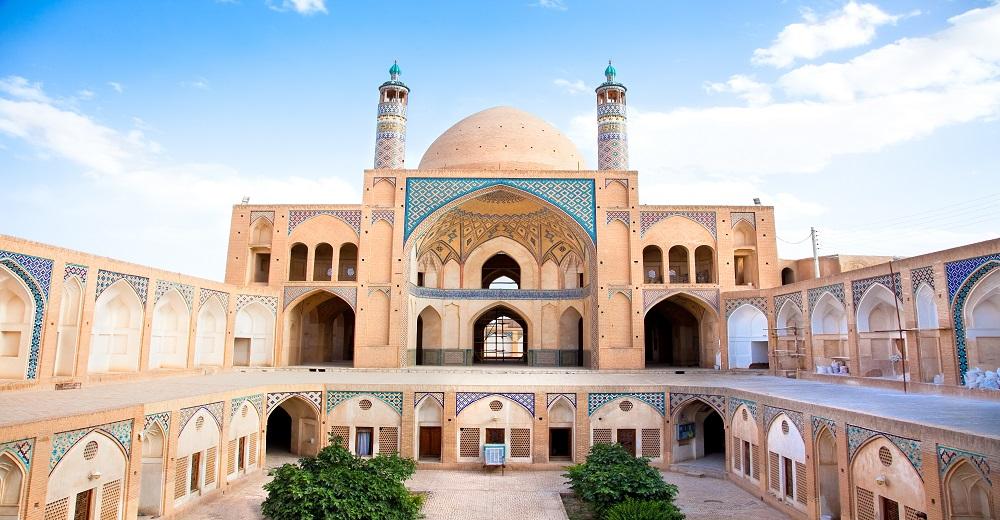École et mosquée d Agha Bozorg