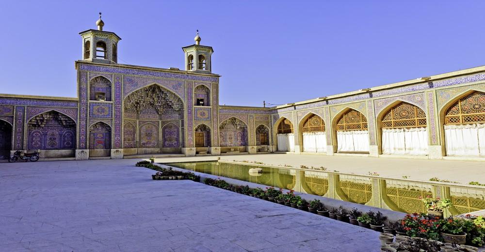 Mosquée Nasir Al-Mulk
