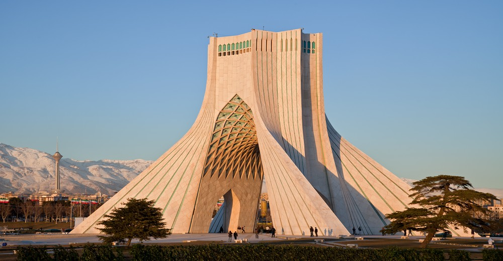 Borj-e Azadi ou Tour de la Liberté