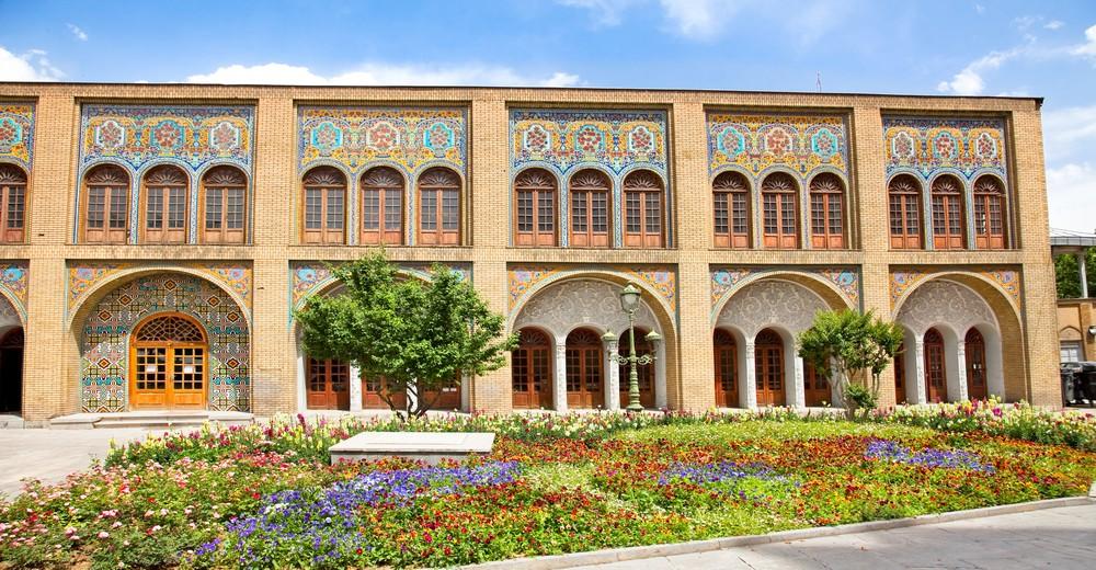 Palais de Golestan