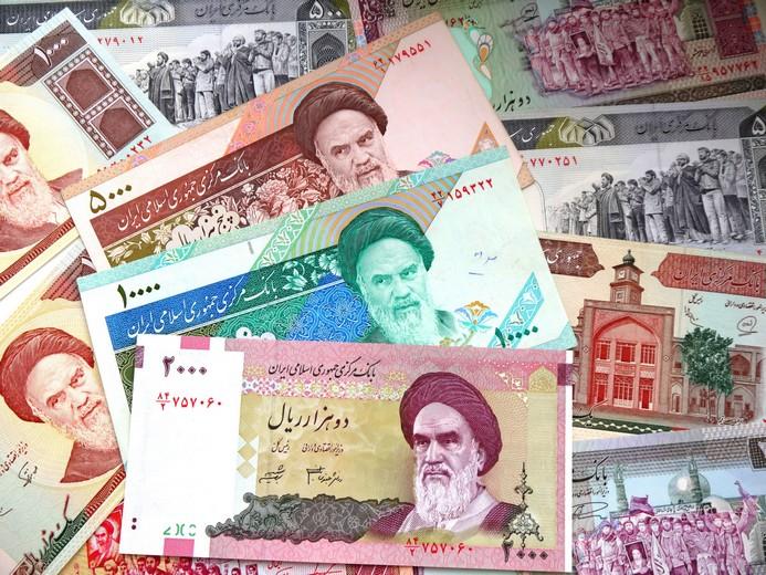 Billets iraniens