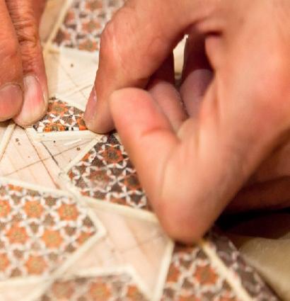 L'artisanat iranien
