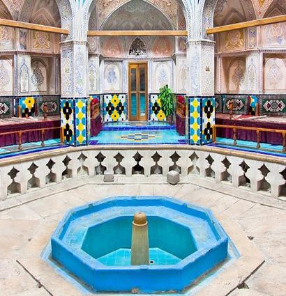 Bains et Hammam en Iran