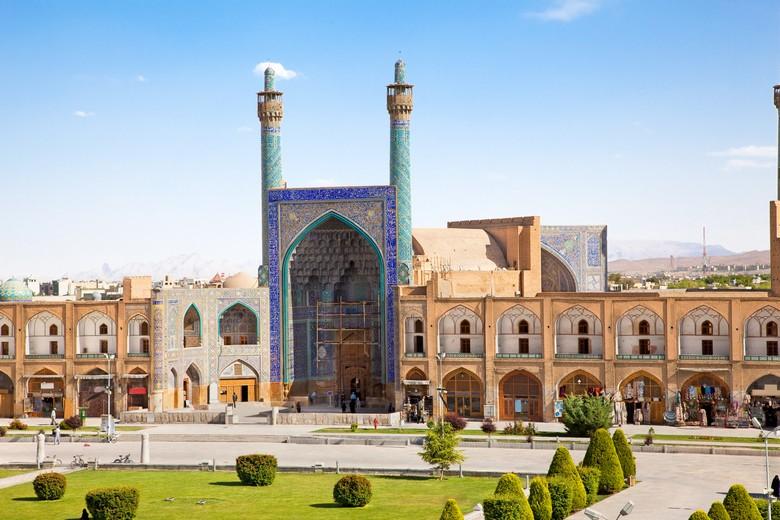 Mosquée du Chah à Isfahan