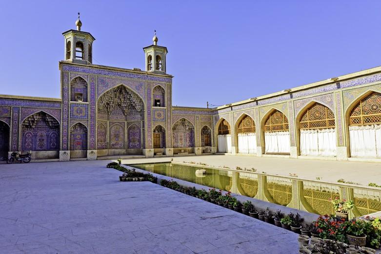 Mosquée Nasir-al-Mulk  à Shiraz
