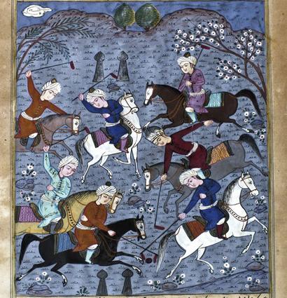 Les miniatures persanes