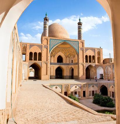 Les mosquées d'Iran