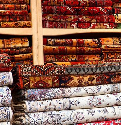 Les tapis persans