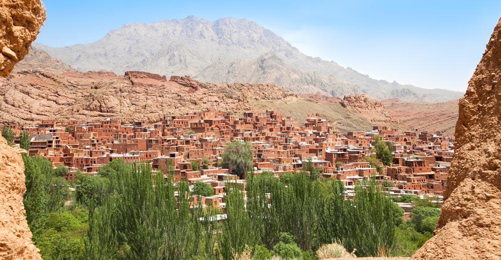 Vieux village d'Abyaneh