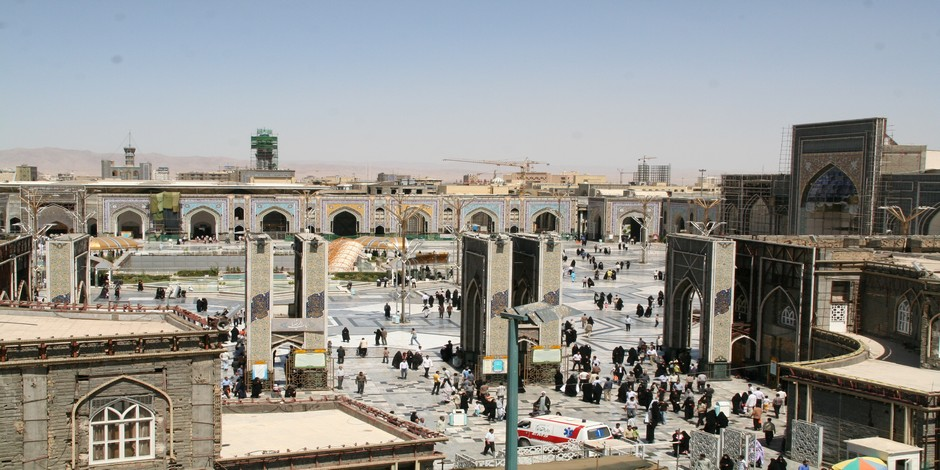 Route de la Soie d'Iran en 22 jours