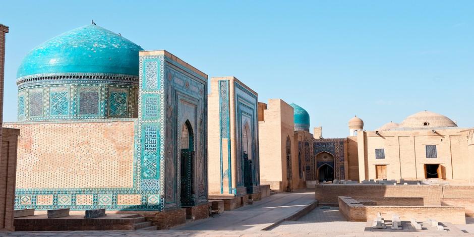 Nécropole de Shah-i-Zinda