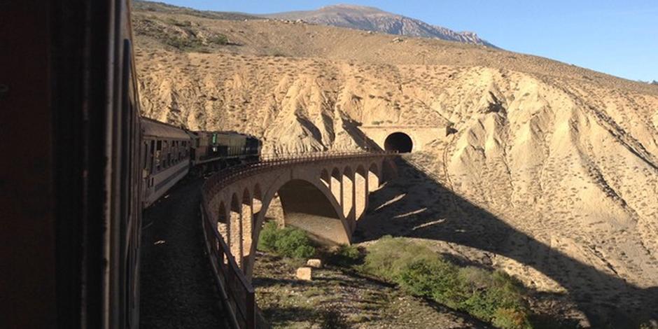 Voyage en train special « Persian Explorer »