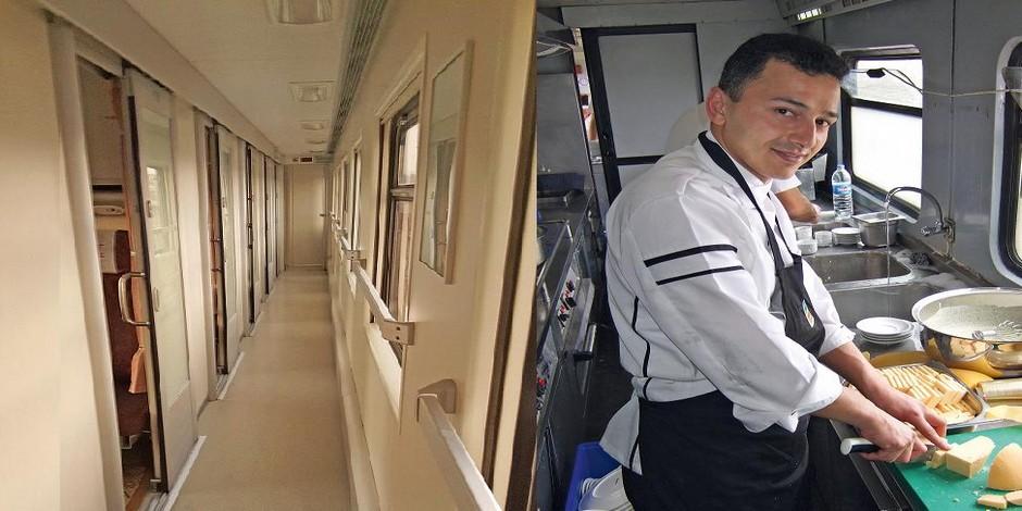 Circuit en train privé de Taschkent à Téhéran