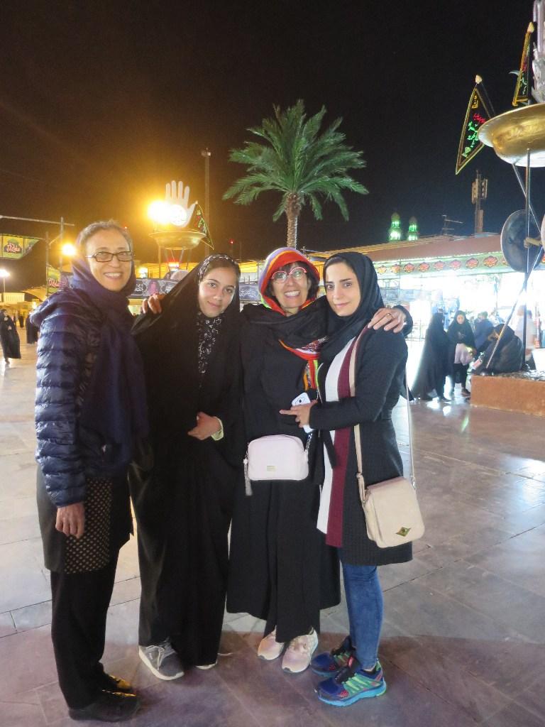 Voyage en Iran rencontre