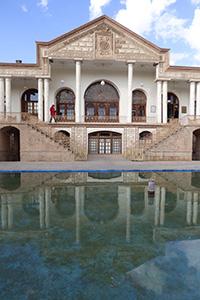 Amir Nezam House à Tabriz en Iran